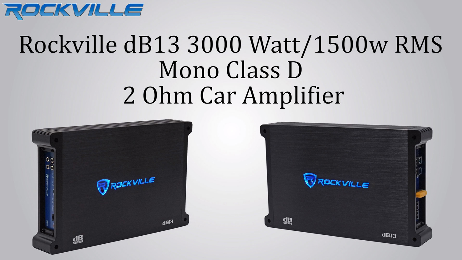 2 NYC Acoustics NC12S4 3200w 12 LED Subwoofers+Vented Sub Box+Amplifier+Wires