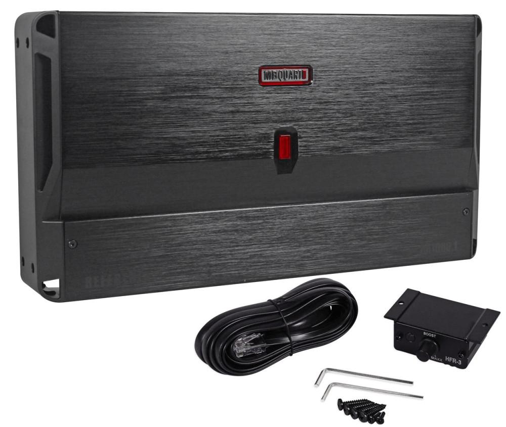 mb quart ra1000.1 1000 watt rms mono amplifier w remote + 4 awg amp wire kit | audio savings mb quart wiring diagram 2007 mb ml350 fuse diagram audio