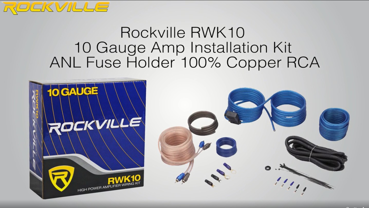 RWK10 rockville rvb12 1a 12\u201d 500w active powered car subwoofer sub GMC Factory Stereo Wiring Diagrams at webbmarketing.co