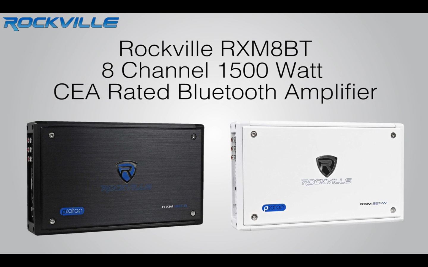 RXM8BT rockville rxm8btb 8 channel 1500 watt marine bluetooth amplifier w GMC Factory Stereo Wiring Diagrams at arjmand.co