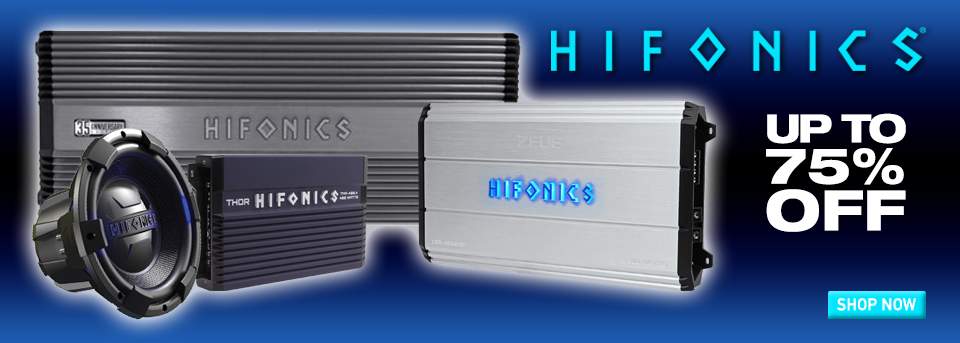 HiFonics - Shop Now