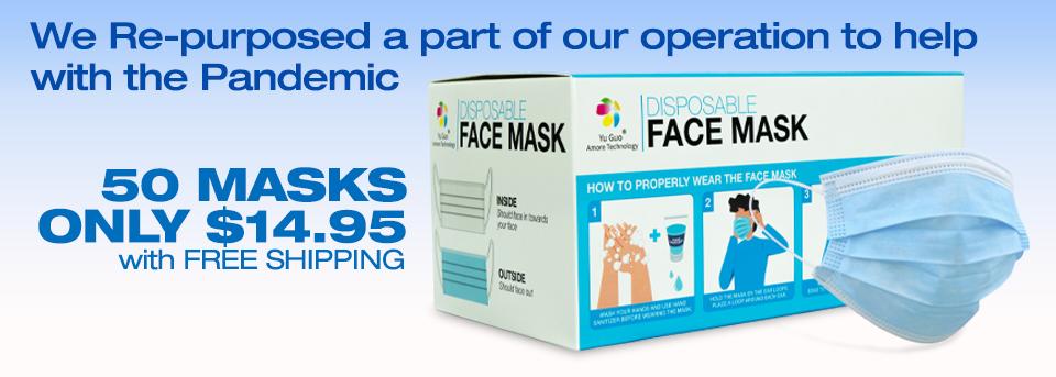Face Mask - On Sale - Shop Now