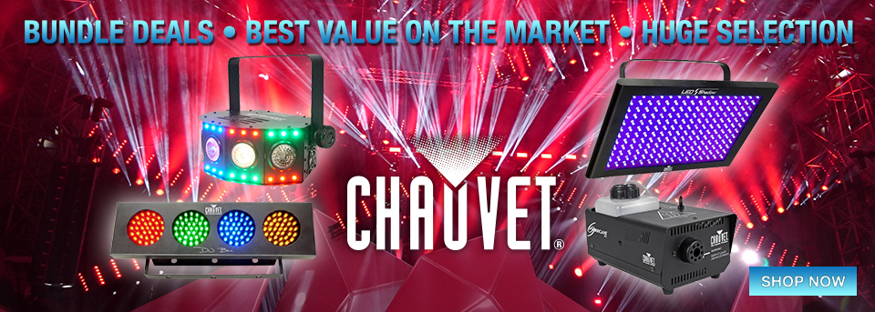 Chauvet - On Sale - Shop Now