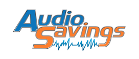 Audio Savings eBay Store