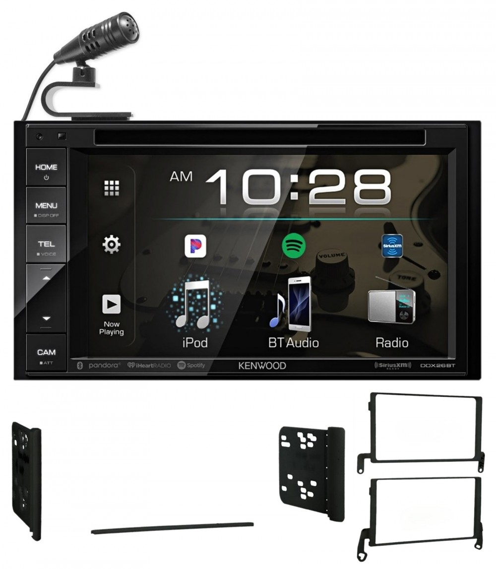 Kenwood Dvd  Iphone  Bluetooth  Usb  Android Receiver For 1999