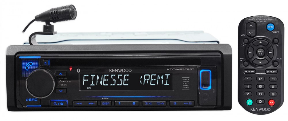 Kenwood Cd Receiver W  Bluetooth Ipod  Android For 1995
